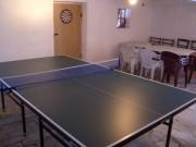krytý stolní tenis