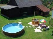 Bazén s Koupacím sudem
