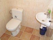 druhé wc v přízemí